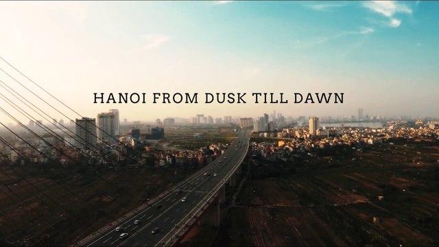 Hanoi from dusk till dawn