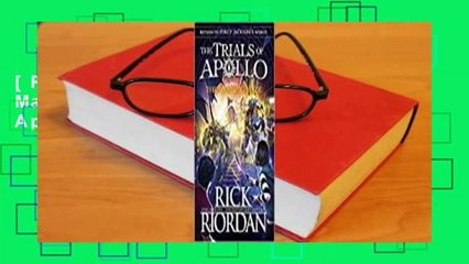 [Read] The Burning Maze (The Trials of Apollo #3)  For Trial