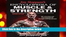 Full E-book  Jim Stoppani s Encyclopedia of Muscle   Strength  Review
