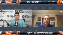 NFL Picks with Tony T and Damian Sosh Sports Pick Info 8/8/2019