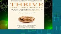 Library  Thrive Don t Only Survive: Dr.Geo s Guide to Living Your Best Life Before   After