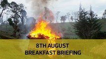 Ruto on Mau evictions| Dams scandal revelation| MP baby dilemma: Your Breakfast Briefing