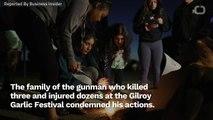 Family Of Gilroy Gunman Is 'Heartbroken' Over The Shooting