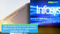 TCS, Infosys in top 10 green card applicants globally: Report