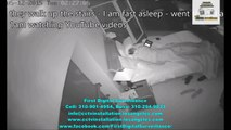 Robbery in house Girlshoots CCTV Video - Residential security cameras los angeles