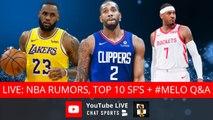 NBA Now Live With Jimmy Crowther - Harrison Graham -08-07-2019-
