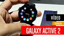 Samsung Galaxy Ative 2, bisel digital