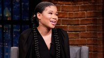 Storm Reid Celebrated Her Birthday by Dining in Complete Darkness
