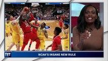 """LeBron James Dunks On NCAA Over """"Rich Paul Rule"""""""