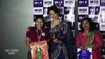 Manikarnika  Kangana Ranaut lashed out at Bollywood for not supporting her movie