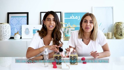 Eid Makeup Looks - Beauty BFF's with Centrepoint - Sarah & Rowan