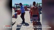 Report TV - Lirohen 1500m2 plazh në Kavajë, hetim për 3 zyrtarë të Bashkisë