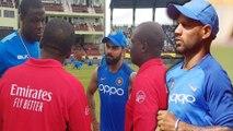 IND VS WI 2019 1ST ODI : இந்தியா மே.இந்திய தீவுகள் முதல் ஒரு நாள் போட்டி : உத்தேச அணி- வீடியோ