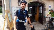 Balade vélo aux Mille Etangs