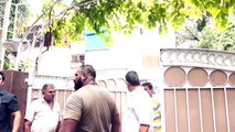 Bollywood Celebs attend Hrithik Roshan's Grandfather J Om Prakash Funeral