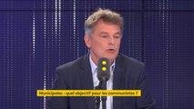 """""""Nous pouvons montrer aux élections municipales que la gauche unie peut gagner"""" affirme Fabien Roussel"""