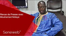 Revue de Presse du 8 Aout 2019 avec Mouhamed Ndiaye