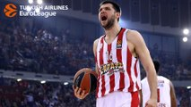 Best plays of Olympiacos returnees