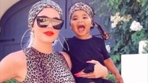 Khloé Kardashian shares adorable photos with daughter True