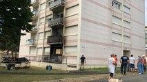 Un immeuble évacué après un début d'incendie à Luçon
