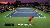Hurkacz Stuns Tsitsipas at ATP Rogers Cup