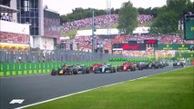 'Brilliant Racing' And 'Genius Strategy'   Jolyon Palmer On The 2019 Hungarian Grand Prix