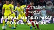Mercato - PSG : le Real Madrid se lance pour Neymar, les détails de l'offre !