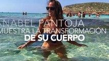 Anabel Pantoja muestra el cambio radical de su cuerpo tras perder 30 kilos