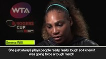 (Subtitled) ''That was my goal'' Serena is new US No. 1