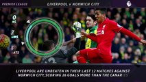 5 Things...Liverpool look to continue domination over Norwich