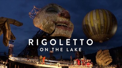 Rigoletto On The Lake 2019 - Trailer 2