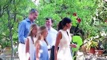 Los reyes se despiden de Palma con un posado al estilo verano azul