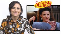 Julia Louis-Dreyfus Breaks Down Her Career, from Seinfeld to Veep