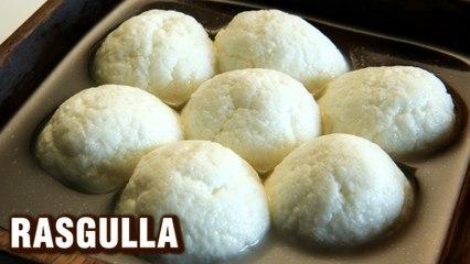 Quick And Easy Rasgulla Recipe | Make Aunthentic Bengali Style Rasgullas | Smita Deo
