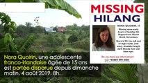Ce que l'on sait sur la disparition d'une jeune franco-irlandaise en Malaisie