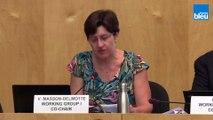 """Valérie Masson-Delmotte, Co-présidente Du Giec : """"Nous, les humains, affectons plus de 70% des terres libres de glace"""""""