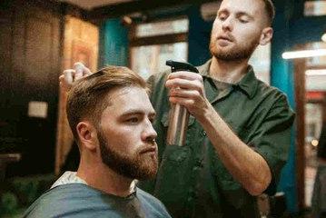 Hombres: Peinados de moda primavera y verano