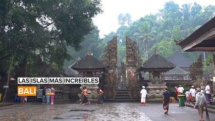 Las islas más increíbles: Bali