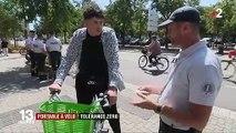 Tolérance zéro pour les portables à vélo