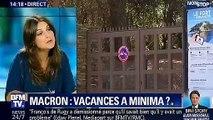 """Pour BFMTV, Le """"nouveau Macron"""" est PLUS HUMAIN parce qu'il est allé manger une pizza et de la glace"""