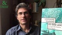 Interview 1 de Stéphane Durand : Pourquoi les françaisn'aiment pas la nature?