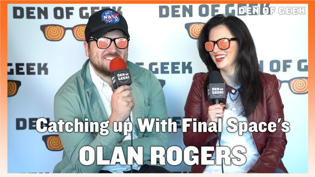 SDCC 2019 - Interview With Olan Rogers (Final Space Series Creator)