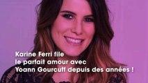 Karine Ferri se livre sur son mariage avec Yoann Gourcuff