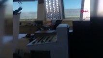DENİZLİ Deprem sonrası Çardak Havalimanı-EK