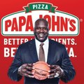 Shaquille O'Neal Reveals Newest Papa John's Creation