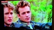 Beverly Hills : le reboot rend un émouvant hommage à Luke Perry (vidéo)