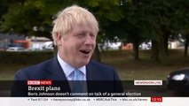 Boris Johnson tells MPs they need to deliver Brexit that they have promised 'time and time again'