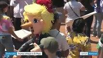 États-Unis : Donald Trump loin d'être le bienvenu à El Paso