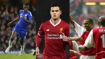 Os brasileiros com mais jogos na história da Premier League