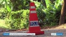 Malaisie : les recherches se poursuivent pour retrouver Nora